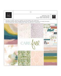 "Carefree 12"" x 12"" Project Pad - Heidi Swapp*"