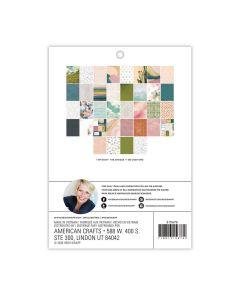 "Carefree 6"" x 8"" Paper Pad - Heidi Swapp*"