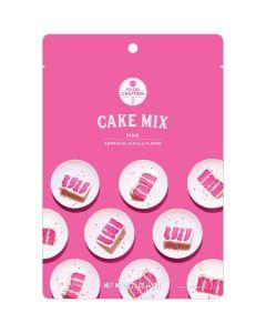 Pink Cake Mix, 15.25 oz - Food Crafting - American Crafts