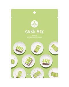 Green Cake Mix, 15.25 oz - Food Crafting - American Crafts