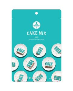 Blue Cake Mix, 15.25 oz - Food Crafting - American Crafts
