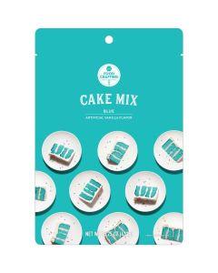 Blue Cake Mix, 15.25 oz - Food Crafting - American Crafts