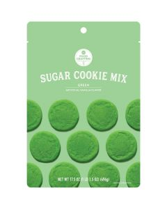 Green Sugar Cookie Mix, 1 lb - Food Crafting - American Crafts