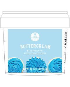 Blue Buttercream Tub, 1 lb - Food Crafting - American Crafts