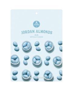 Blue Jordan Almonds, 2.75 lbs - Food Crafting - American Crafts