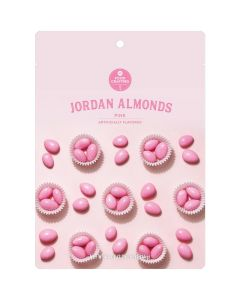 Pink Jordan Almonds, 2.75 lbs - Food Crafting - American Crafts