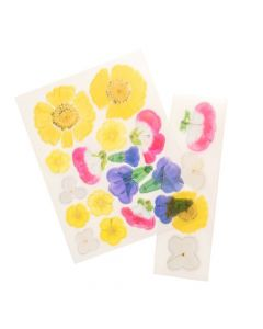 Color Pour Resin Acetate Flowers - American Crafts
