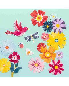 Floral Ephemera - Wonders - American Crafts