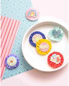 Lollies Dimensional Stickers - Wonders - American Crafts