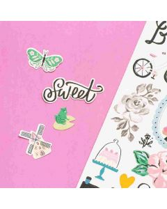 Garden Party Stickers - American Crafts