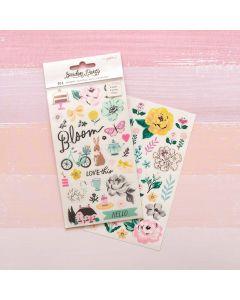 Garden Party Sticker Book - American Crafts