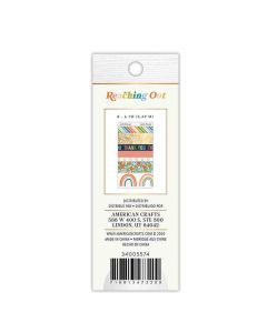 Patterned Washi Tape - Reaching Out - American Crafts