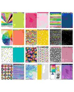 """Color Study 6"""" x 8"""" Paper Pad - American Crafts*"""