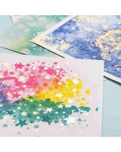 Color Study Background Pad - American Crafts*