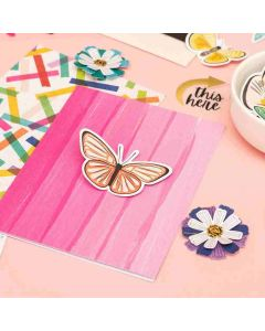 Color Study Boxed Cards - American Crafts
