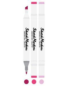 Bubblegum Sketch Markers - American Crafts