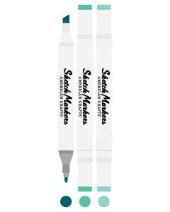 Forest Sketch Markers - American Crafts