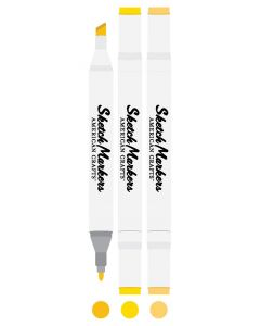 Honeycomb Sketch Markers - American Crafts