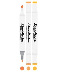 Sun Kissed Sketch Markers - American Crafts