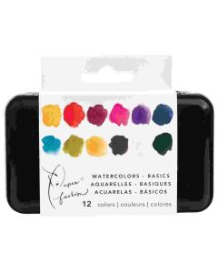 Basics Watercolors - Paper Fashion - Katie Rodgers - American Crafts