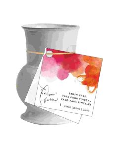 Ceramic Brush Vase - Paper Fashion - Katie Rodgers - American Crafts - Clearance