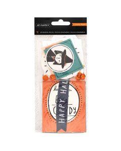 Hey, Pumpkin Ephemera - Maggie Holmes - Crate Paper