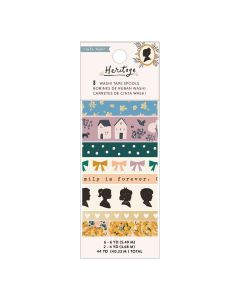 Washi Tape - Heritage - Maggie Holmes - Crate Paper