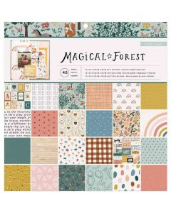 "Magical Forest 12"" x 12"" Paper Pad - Crate Paper*"