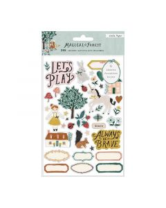 Magical Forest Sticker Book - Crate Paper*