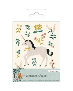 Magical Forest Boxed Cards - Crate Paper*