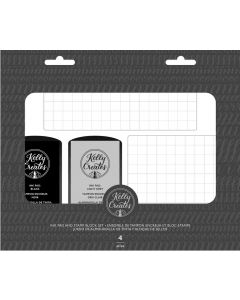 Kelly Creates Stamp Block Set