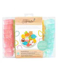Mini Shape Shifters 2 Cookie Cutter Set - Sweet Sugarbelle