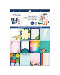 "Field Trip 6"" x 8"" Journaling Pad - Shimelle - American Crafts"