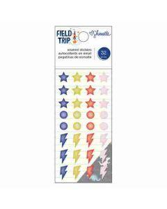 Field Trip Enamel Dots - Shimelle - American Crafts