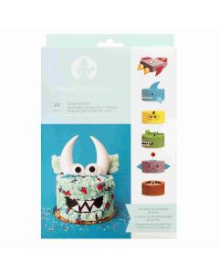 Imagine It Cake Face Kit - Sweet Tooth Fairy*