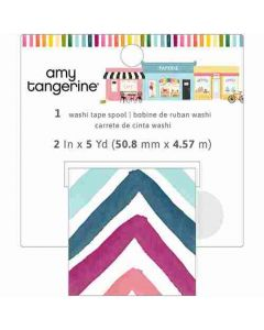 Slice of Life Wide Washi Roll - Amy Tangerine - American Crafts