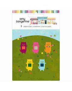 Slice of Life Paperclips - Amy Tangerine - American Crafts
