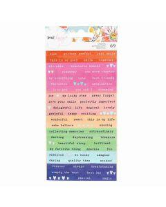 She's Magic Confetti Stickers - Dear Lizzy