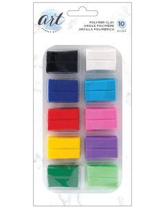 Polymer Clay - Art Supply Basics - American Crafts