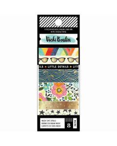 Let's Wander Washi Tape - Vicki Boutin - American Crafts*
