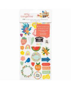 Picnic in the Park Sticker Book - Amy Tangerine - American Crafts*