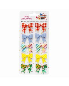 Picnic in the Park Paper Bow Stickers - Amy Tangerine - American Crafts*