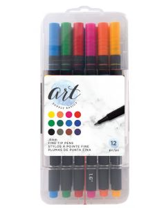 Fine Tip Pens - Art Supply Basics - American Crafts