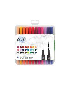 Dual Tip Pens - Art Supply Basics - American Crafts
