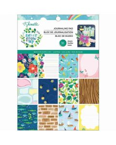 """Never Grow Up 6"""" x 8"""" Journaling Pad - Shimelle*"""