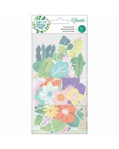 Floral Ephemera - Never Grow Up - Shimelle*