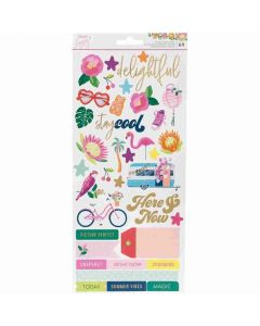 Here and Now Sticker Book - Dear Lizzy*