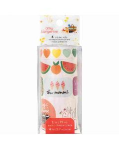 Picnic in the Park Sticker Rolls - Amy Tangerine - American Crafts*