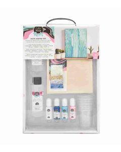 Starter Kit - Color Pour Resin - American Crafts
