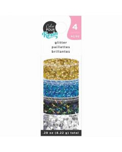 Galaxy Glitter Set - Color Pour Resin - American Crafts*